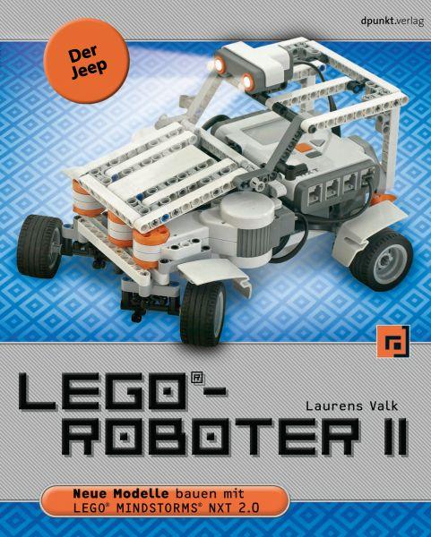 LEGO®-Roboter II - Der Jeep