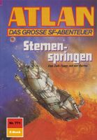 Atlan 771: Sternenspringen (Heftroman)