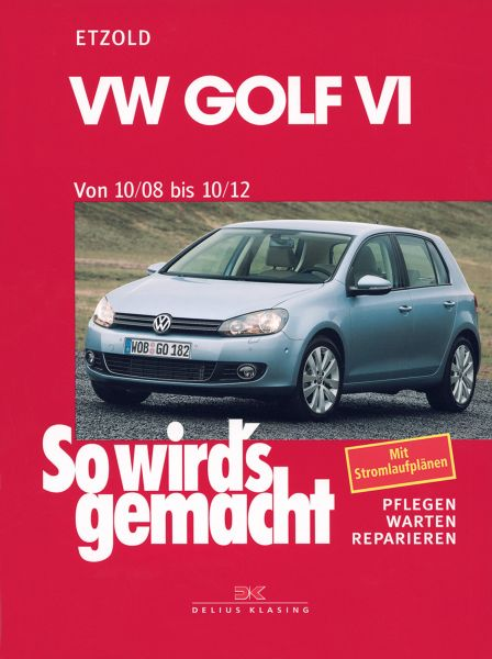 VW Golf VI 10/08-10/12