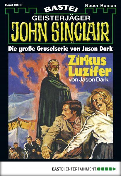 John Sinclair Gespensterkrimi - Folge 36