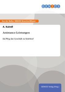 Assistance-Leistungen