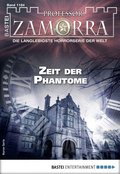 Professor Zamorra 1184 - Horror-Serie