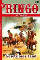 Ringo 3 Romane Nr. 18 - Western