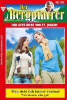 Der Bergpfarrer 195 – Heimatroman