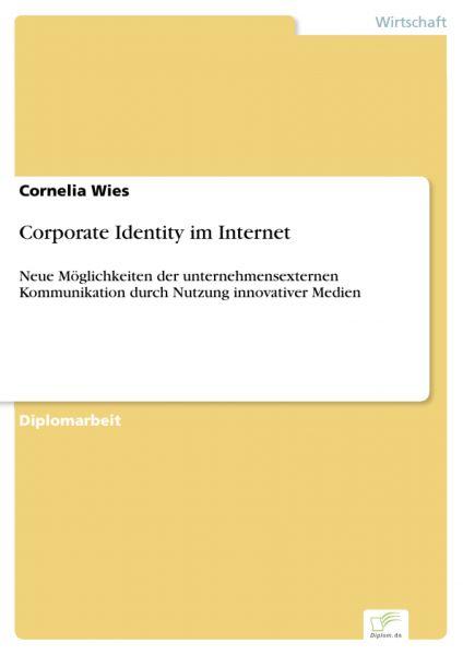 Corporate Identity im Internet