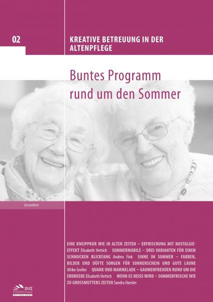 Buntes Programm rund um den Sommer