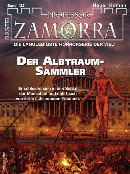 Professor Zamorra 1224 - Horror-Serie