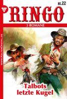 Ringo 3 Romane Nr. 22 - Western