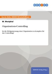 Organisations-Controlling