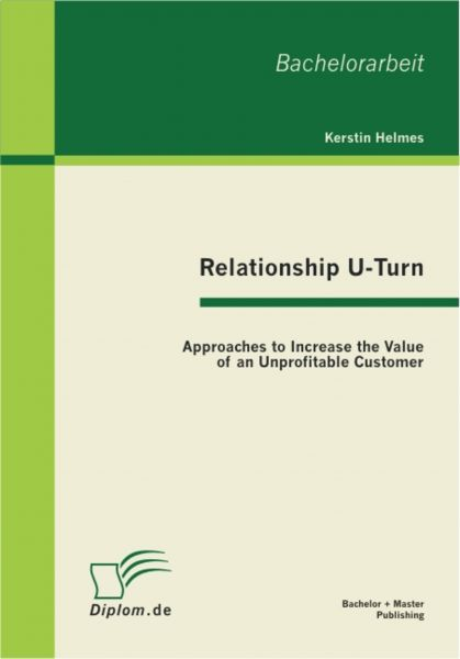 Relationship U-Turn: Approaches to Increase the Value of an Unprofitable Customer