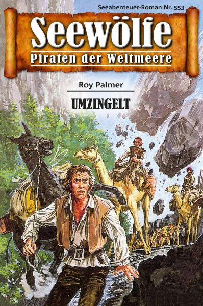 Seewölfe - Piraten der Weltmeere 553