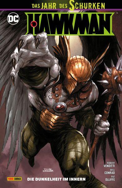 Hawkman - Die Dunkelheit im Innern