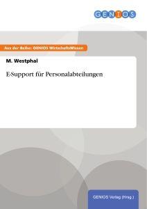 E-Support für Personalabteilungen