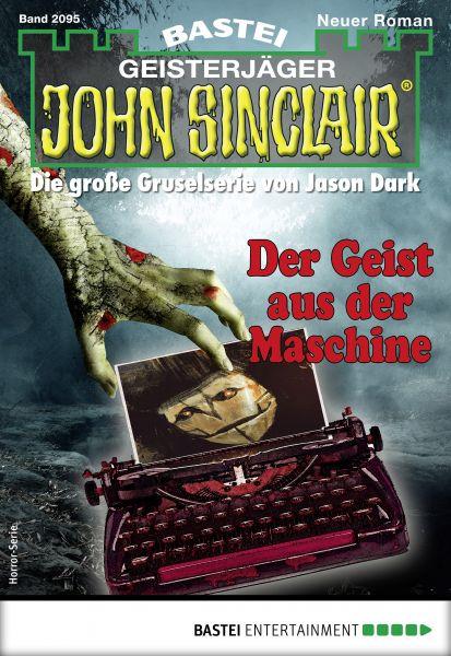 John Sinclair 2095 - Horror-Serie