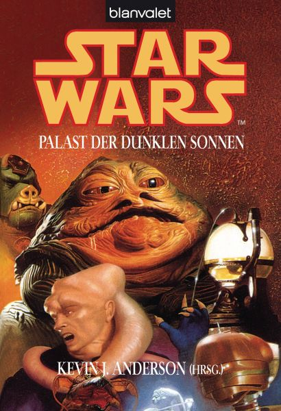 Star Wars. Palast der dunklen Sonnen. Stories