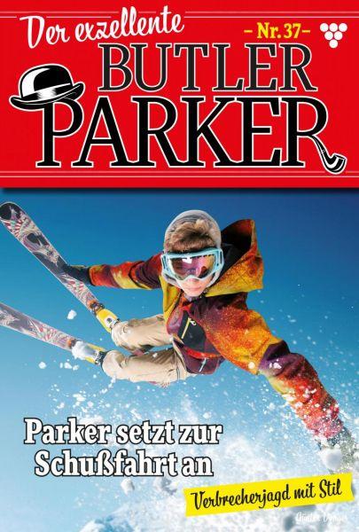 Der exzellente Butler Parker 37 – Kriminalroman