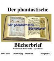 Der phantastische Bücherbrief 617 - März 2015