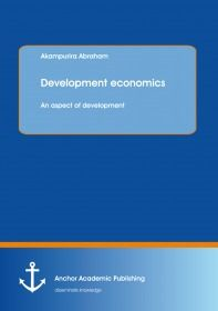 Development economics: An aspect of development