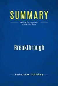 Summary: Breakthrough