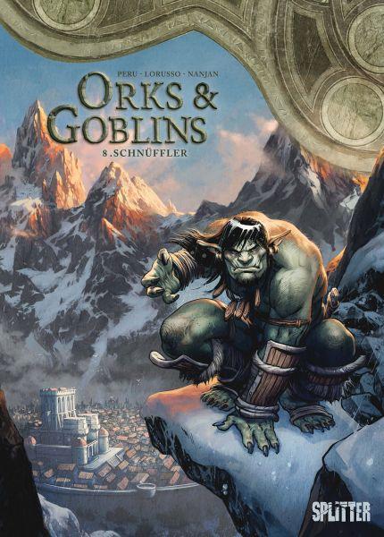 Orks & Goblins. Band 8