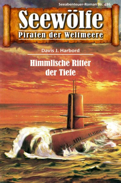 Seewölfe - Piraten der Weltmeere 486