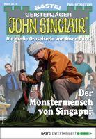 John Sinclair 2075 - Horror-Serie
