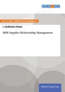 SRM Supplier Relationship Management