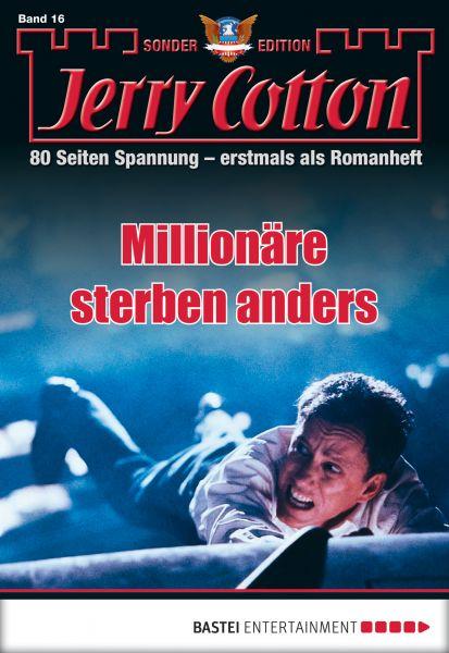 Jerry Cotton Sonder-Edition - Folge 16
