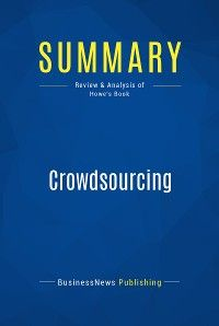 Summary: Crowdsourcing