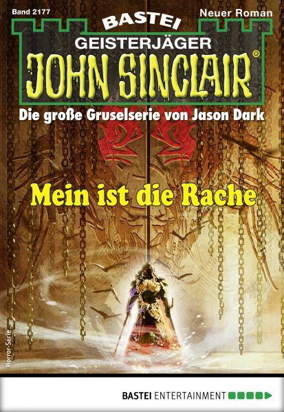 John Sinclair 2177 - Horror-Serie