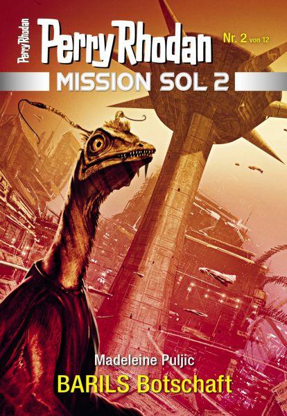 Mission SOL 2020 / 2: BARILS Botschaft