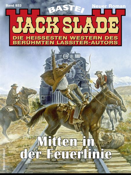 Jack Slade 933 - Western