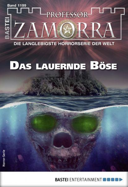 Professor Zamorra 1199 - Horror-Serie