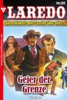 Laredo (Der Nachfolger von Cassidy) 20 - Erotik Western