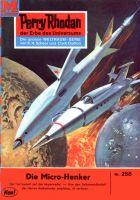Perry Rhodan 258: Die Mikro-Henker (Heftroman)