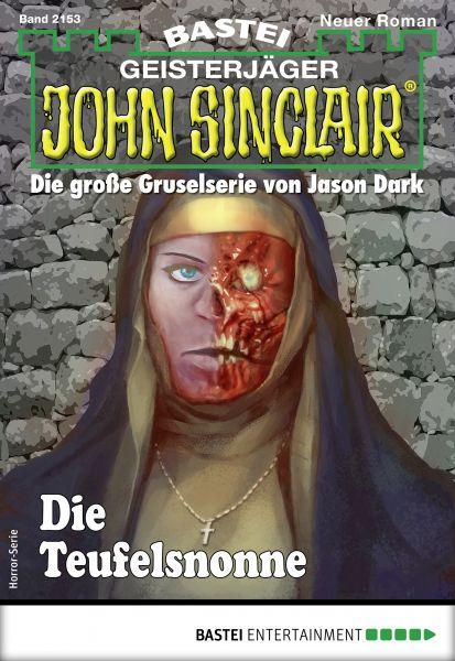 John Sinclair 2153 - Horror-Serie