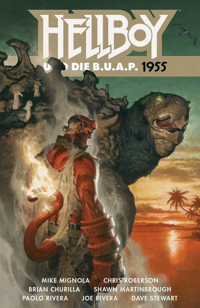 Hellboy und die B.U.A.P. 1955