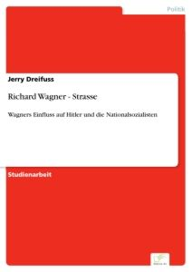 Richard Wagner - Strasse