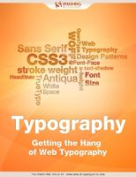 Smashing eBook #6: Getting the Hang of Web Typography