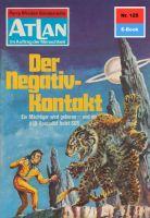 Atlan 125: Der Negativ-Kontakt (Heftroman)
