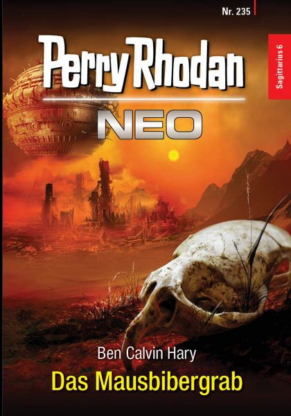 Perry Rhodan Neo 235: Das Mausbibergrab