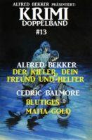 Krimi Doppelband #13