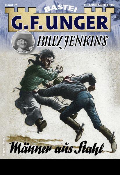 G. F. Unger Billy Jenkins 71 - Western