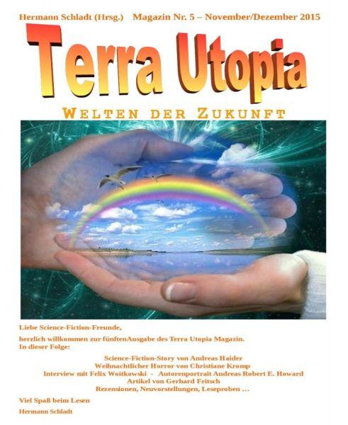 Terra Utopia Magazin Nr. 5