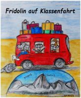 Fridolin auf Klassenfahrt