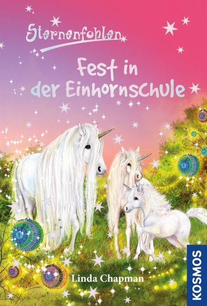 Sternenfohlen, 25, Fest in der Einhornschule