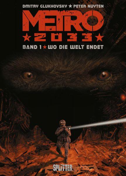 Metro 2033 (Comic). Bd. 1