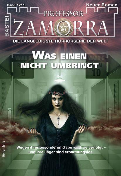 Professor Zamorra 1211 - Horror-Serie