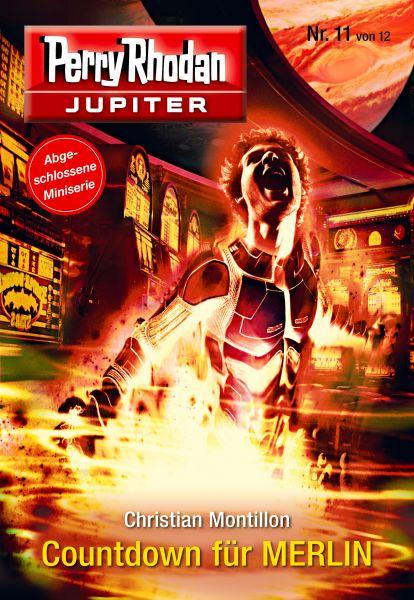 Jupiter 11: Countdown für MERLIN