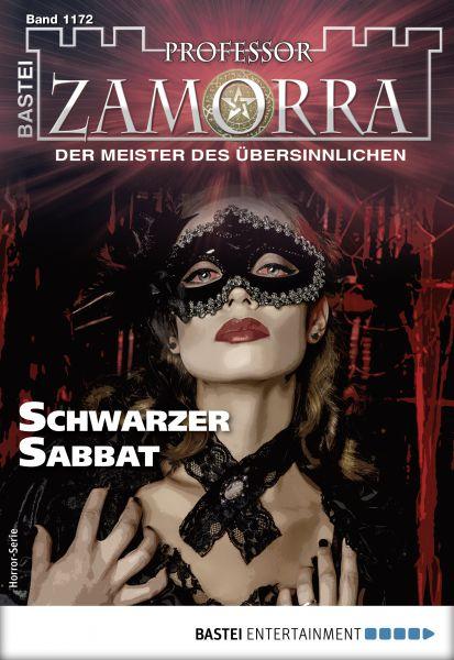 Professor Zamorra 1172 - Horror-Serie